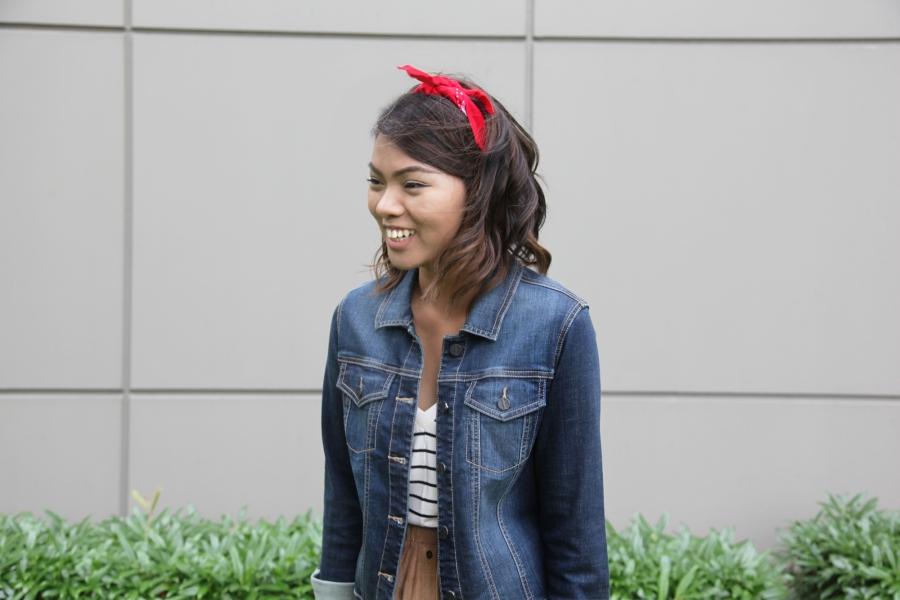 Always Abby: How to Style aBandana