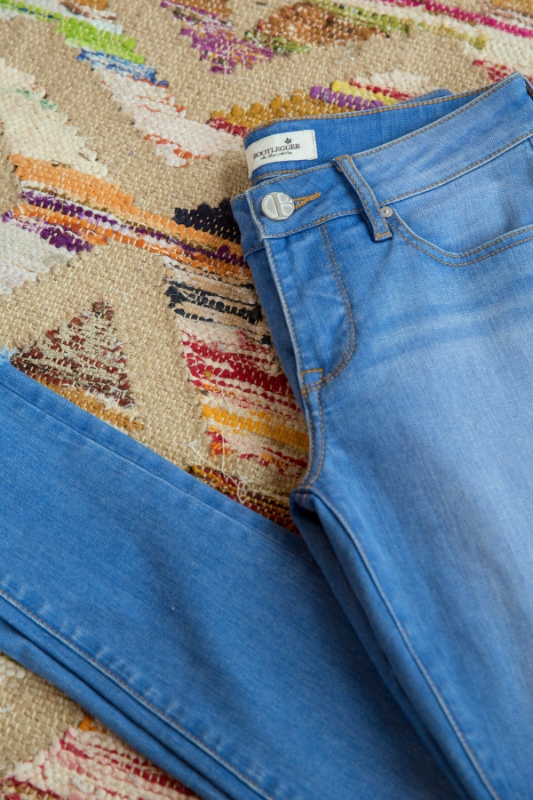 Fashion Favourite: Skinny Bright Blue Jeans